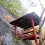 Rest hut along hiking route | Bukit Cenderawasih | Perlis | Malaysia