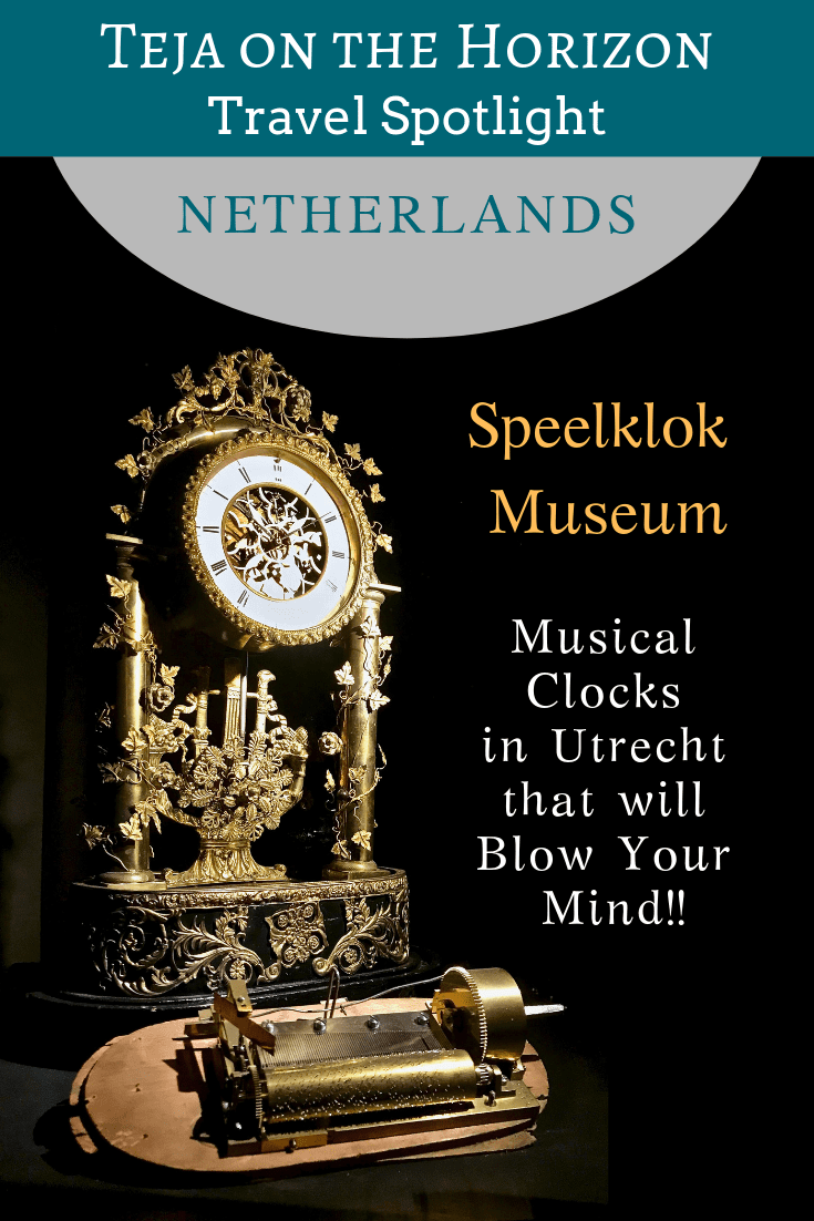 """Musical Clocks in Utrecht that will Blow Your Mind"" attraction guide on travel blog Teja on the Horizon 